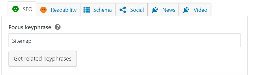 how to set up keywords in wordpress tags
